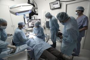 Chirurgia osseo resettiva